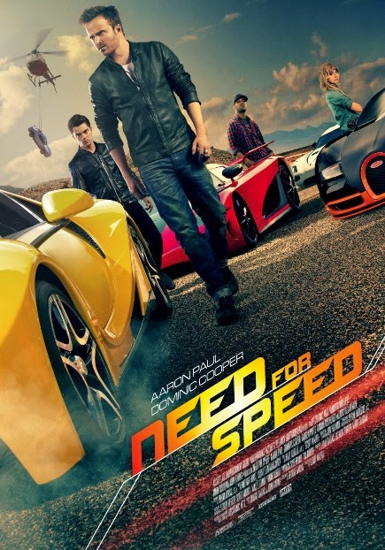 """""""Need For Speed (2014)"""" movie review by Nazmysti Nm"""