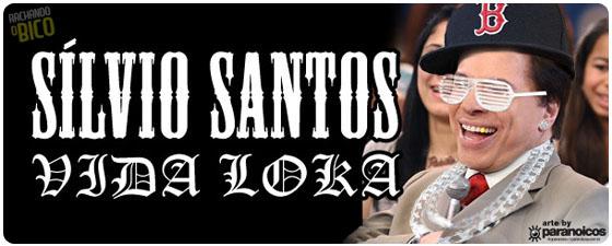 Vídeo: Silvio Santos cantando – Vida Loka