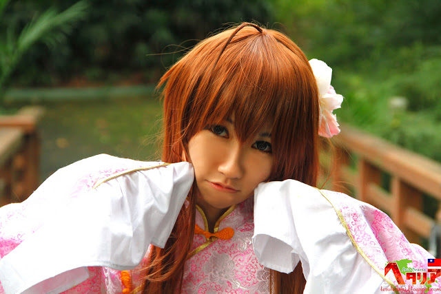 APH Axis Powers Hetalia Taiwan Cosplay