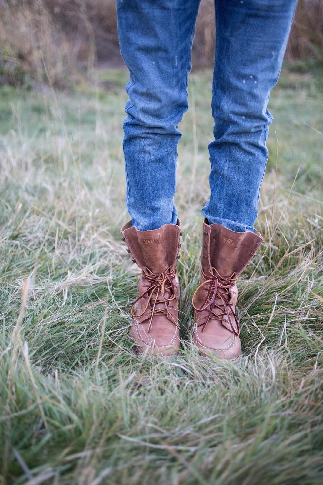 Menswear Vael Boots