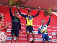 CICLISMO-Roman Kreuziger lideró la Amstel Gold Race 2013
