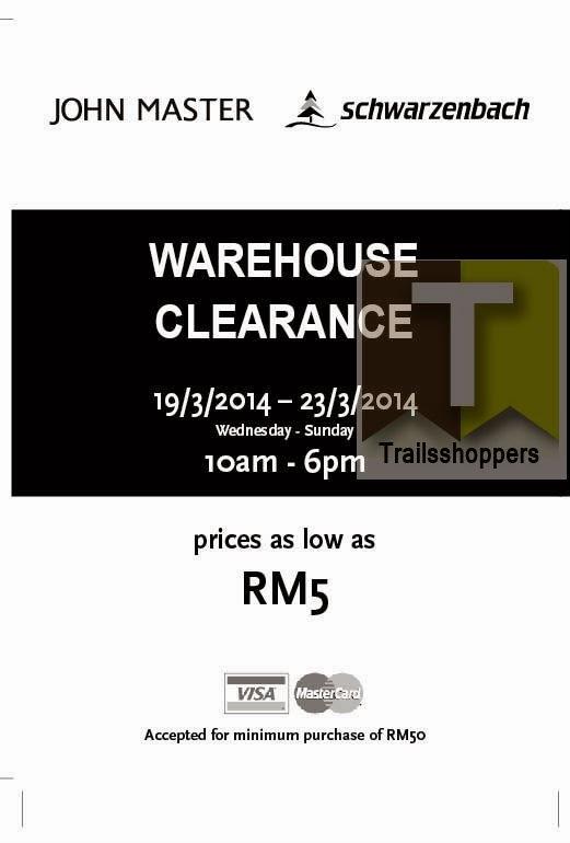 John Master Schwarzenbach Apparel Warehouse Clearance Sale Malaysia