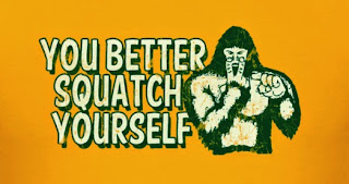 squatch yourself