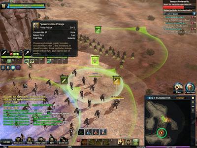 KUF2 - Spearman Line Change