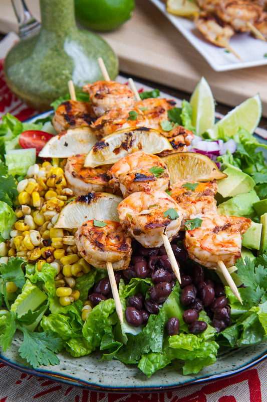 Chipotle Lime Shrimp Recipe — Dishmaps
