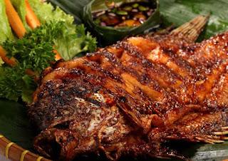 Resep Ikan Gurame Bakar Spesial