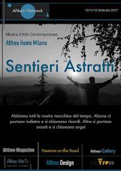 """""""Sentieri Astratti"""" La Mostra. Milano 2017"""