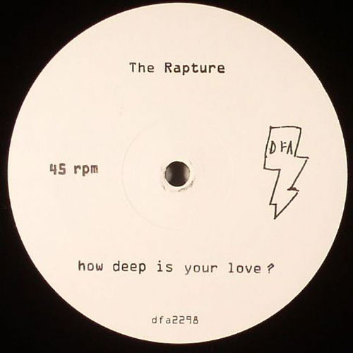The Rapture – How Deep Is Your Love (Dimitri From Paris Erodiscomix)