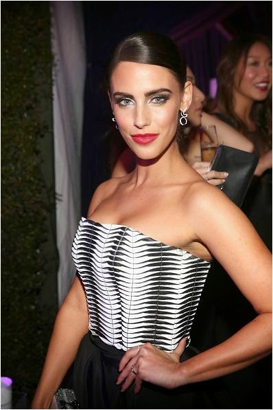 Jessica Lowndes at Elton John Party 2015 Oscar Viewing