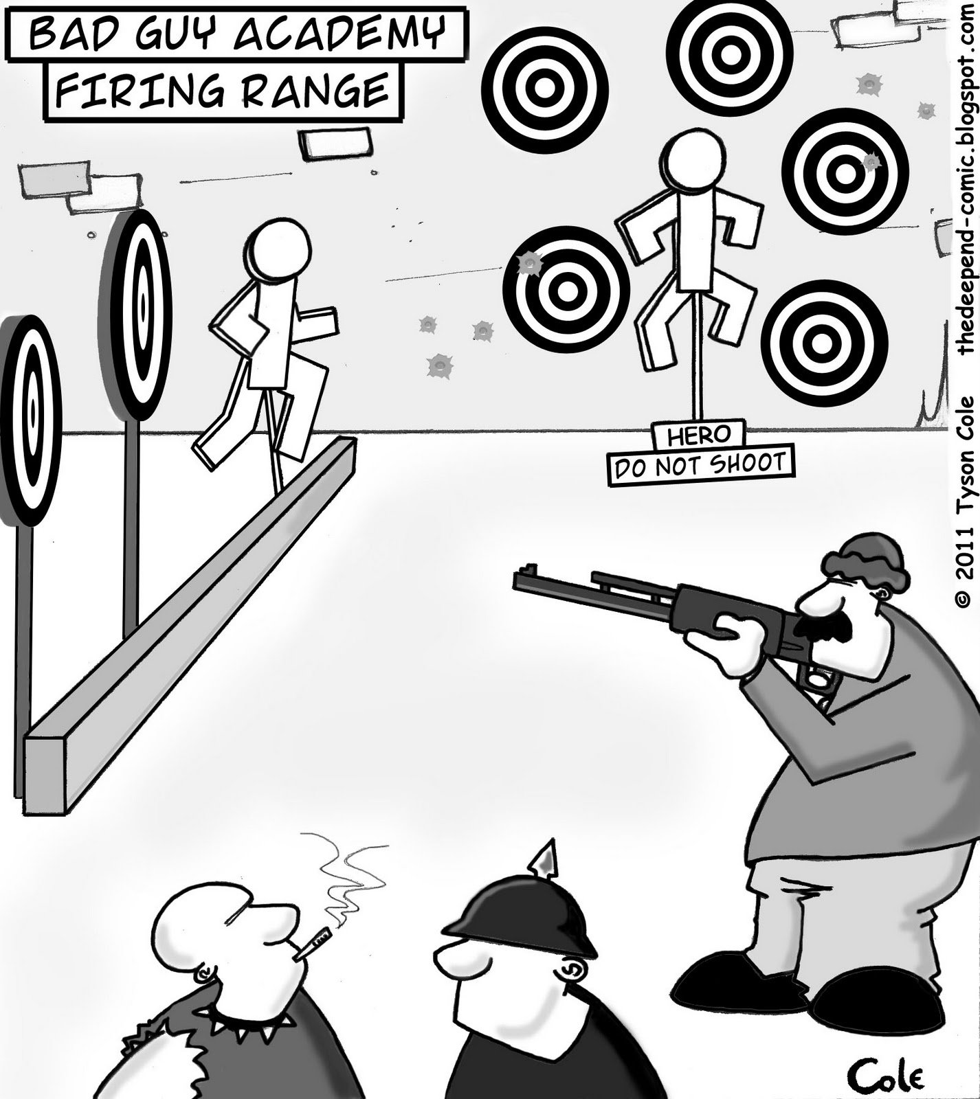 Image result for really bad rifle ranges