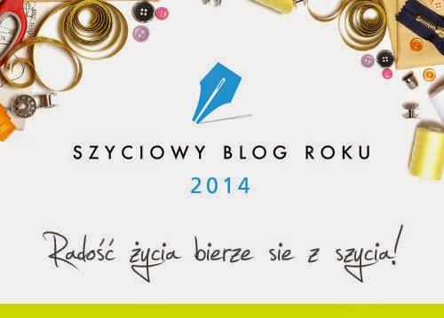 konkurs szyciowy blog roku