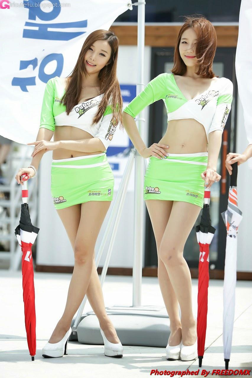2 Han Song Yee - Korea Speed Festival 2014 - very cute asian girl-girlcute4u.blogspot.com