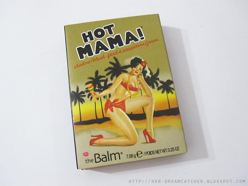 theBalm Cosmetics: Hot Mama Blush