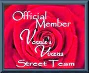 Proud to be Vonnie's Vixen