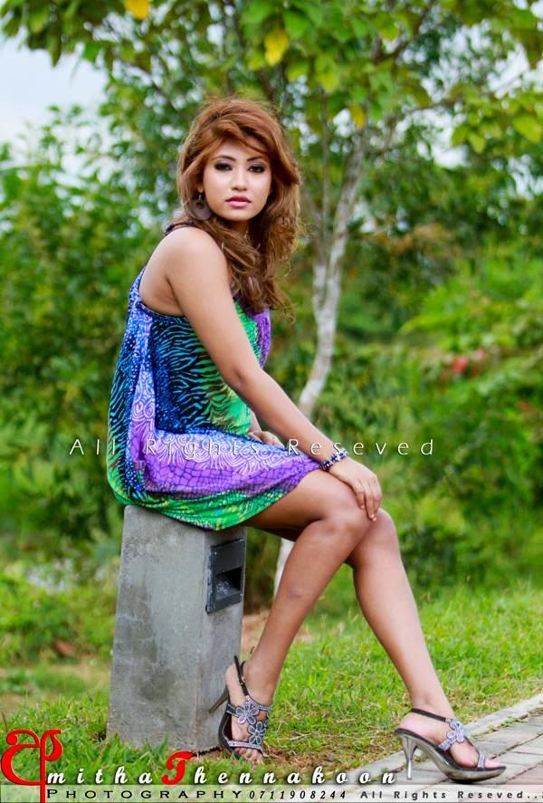 Pawani Madushani sl model