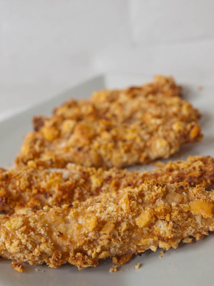 Rynn S Om Nom Nom Chrupiacy Kurczak Pieczony W Krakersach