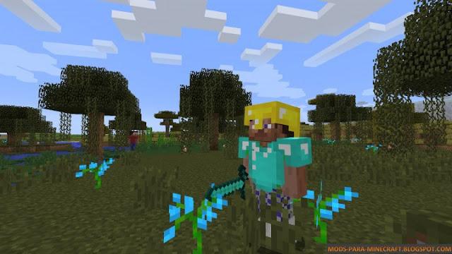 Humanos en Minecraft - Revolution Mod 1.8