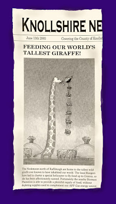Feeding our World's Tallest Giraffe - Ingrid Sylvestre