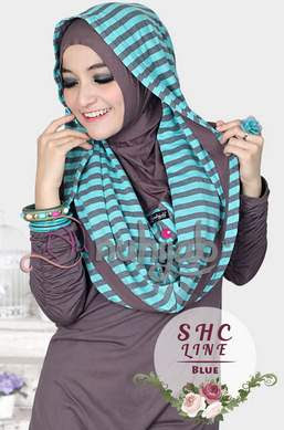 Model hijab Terbaru Untuk Lebaran yang Trendy