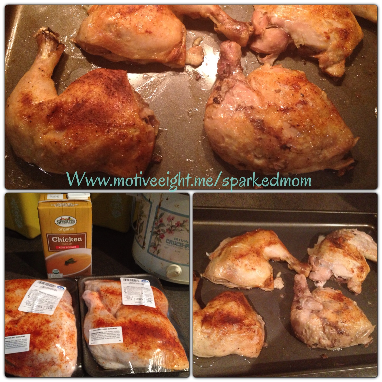 Chicken quarter legs recipe crock pot - Food next recipes