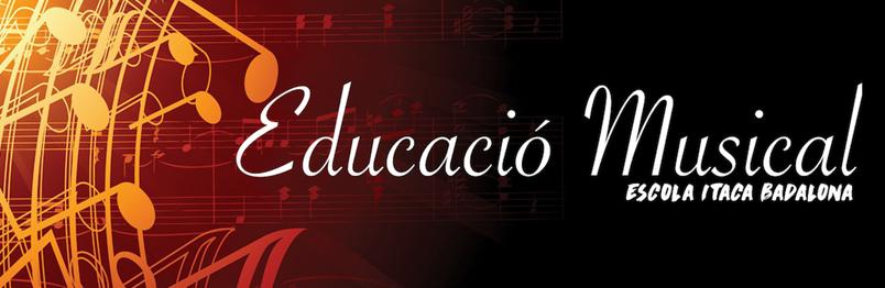 EDUCACIÓ MUSICAL