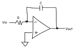 Differentiators And Integrators in addition File Op   Inverting  lifier additionally RcDifferentiatorTheory likewise Op   Integrator additionally Integrator Circuit Waveform. on rc integrator circuit