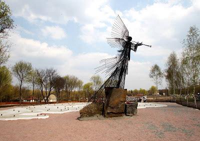 Чернобыль, ЧАЭС,ликвид,мемориал,катастроф, памятник,Медведев, Янукович,