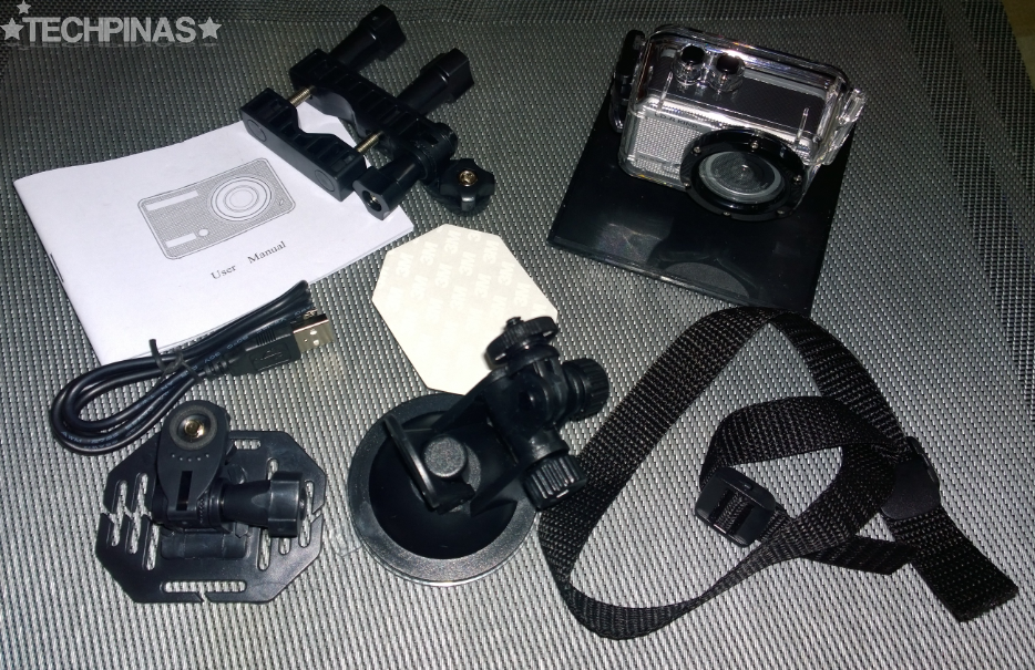CDRKing Action Camcorder, CD-R King, Affordable Go Pro Alternative