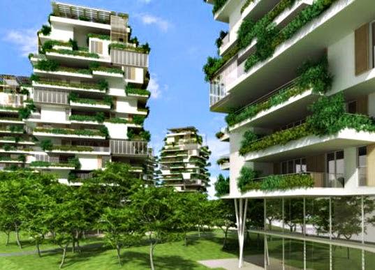 Desain rumah hemat energi dengan arsitektur hijau for Green sustainable homes