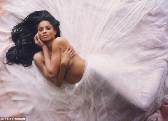 Ciara sexy music video