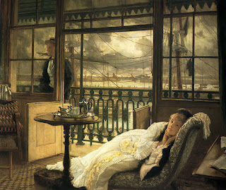 painting of James Jacques Joseph Tissot