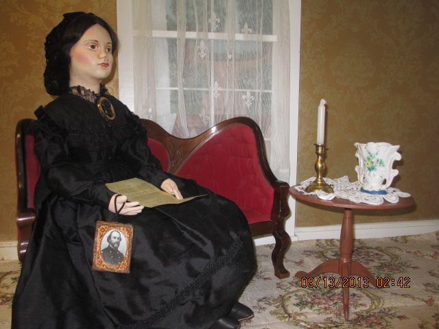 Civil War Widow Sara Ballou