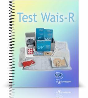 WAIS-R – Escala de Inteligencia de Wechsler para Adultos-Wechsler-Cubos-Inteligencia-test