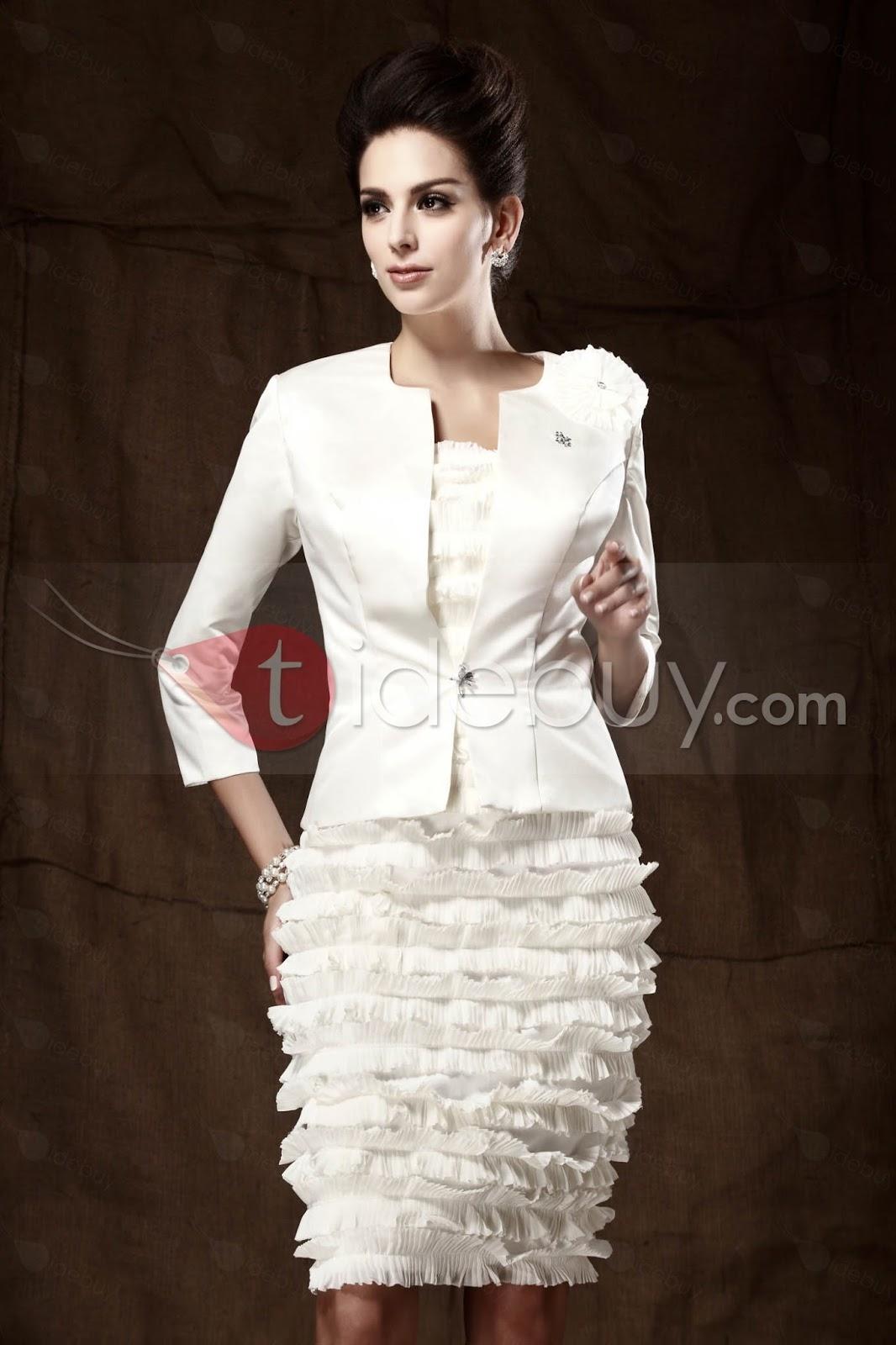 formal dress for pear shape