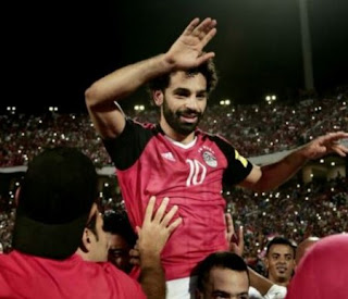 Millions Attempt To Elect Mo Salah President Of Egypt, Comes 2nd In Elections