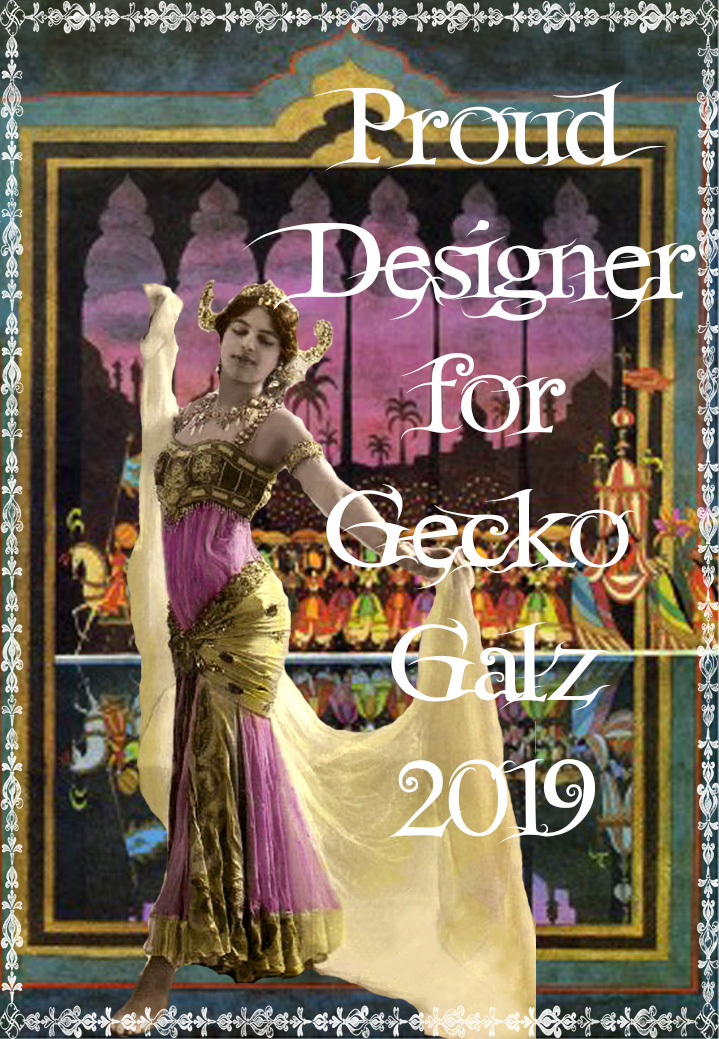 Gecko Galz Design Team 2019