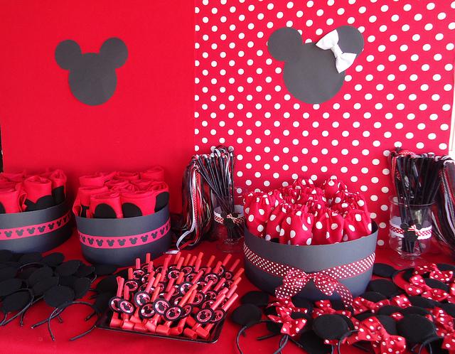 Decoracion Minnie Roja ~ Decoraci?nes de Minnie roja  Imagui