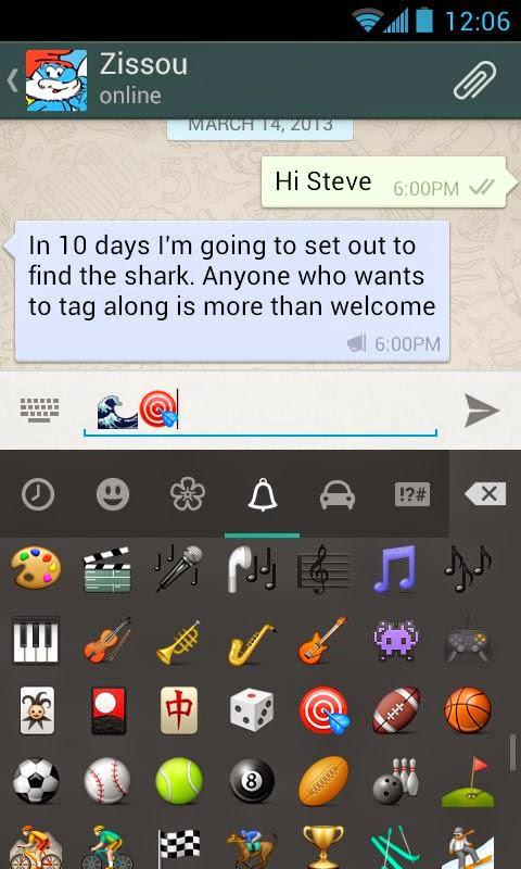 Aplikasi Android WhatsApp Messenger Terbaru Asik - 5