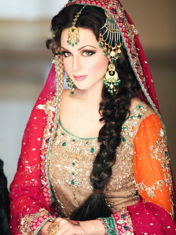 Bridal Hairstyle Hd Images : Best different indian bridal hairstyles styles at life
