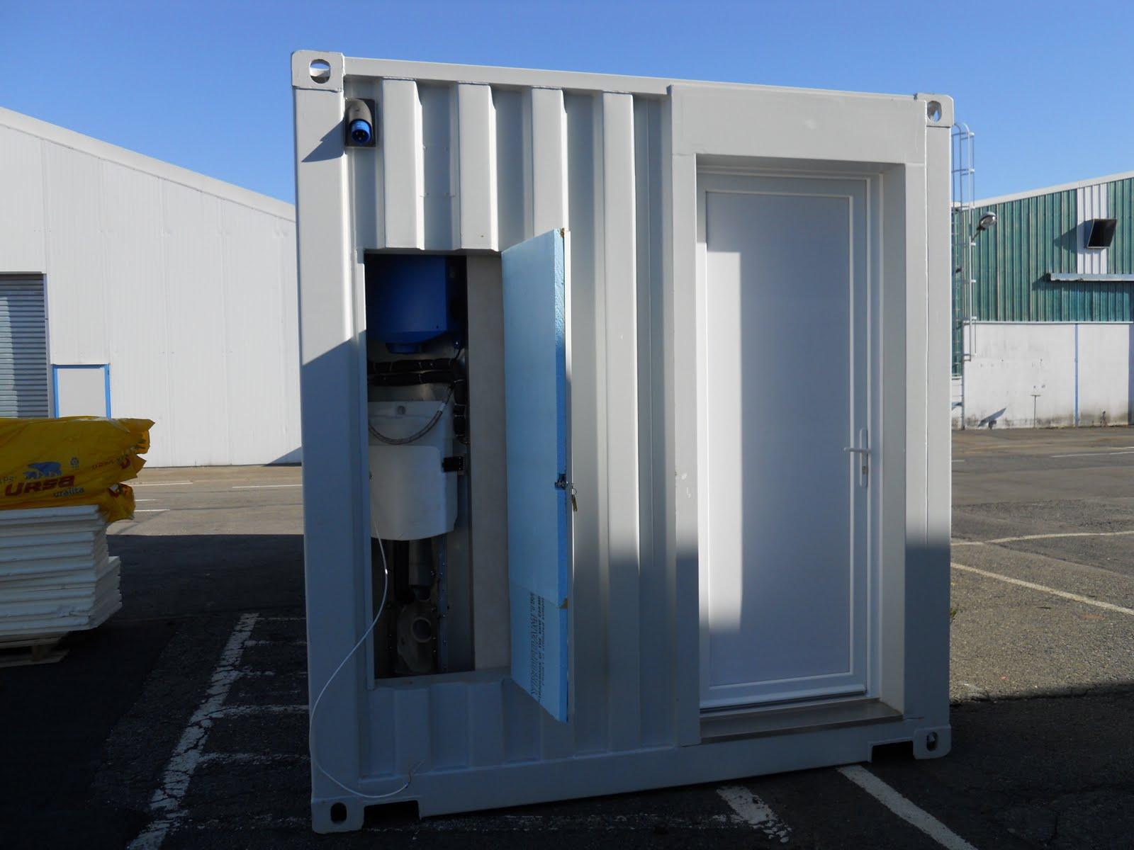 Maison container module pour extension de maison for Module extension maison