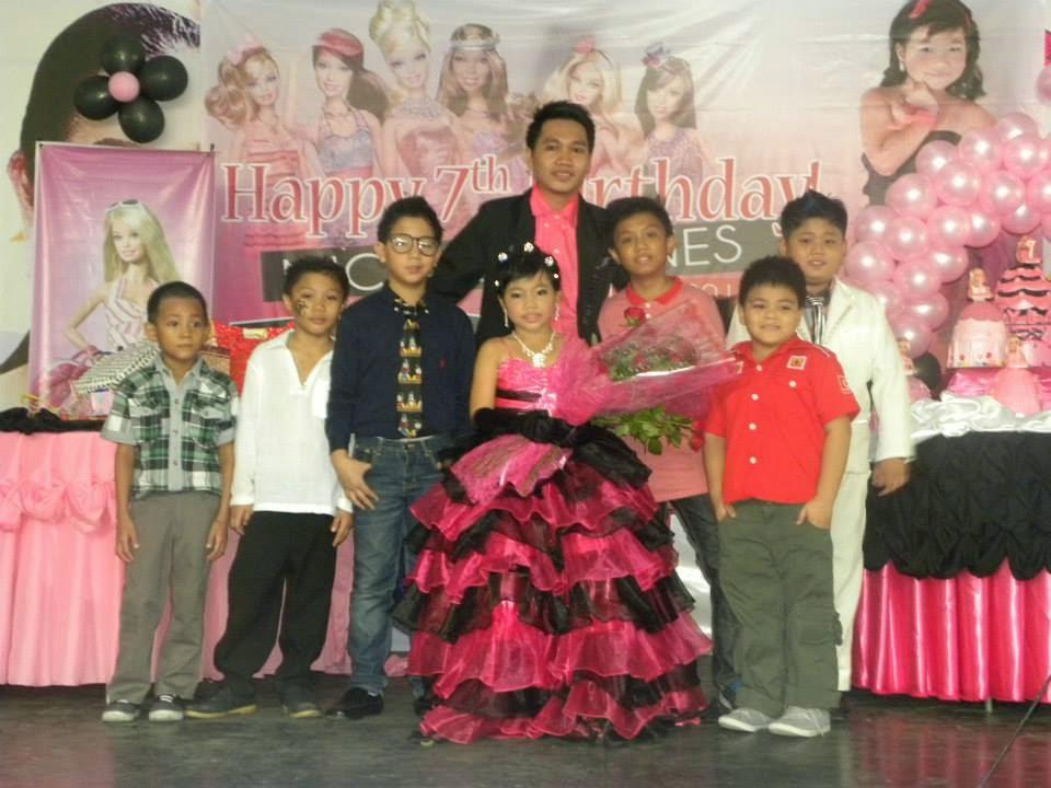 Mom 16 Kylas 7th Birthday Party Barbie Fashionista Theme TBT