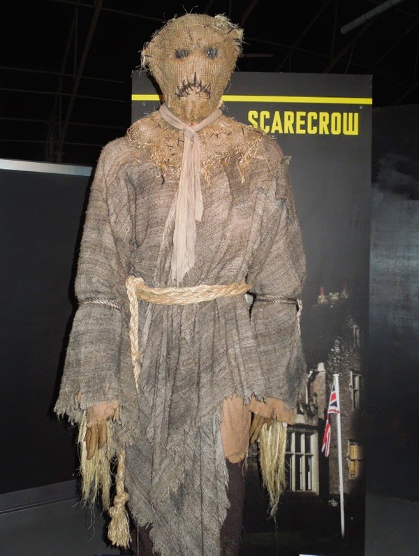 Scarecrow costume Doctor Who