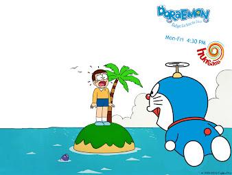 #3 Doraemon Wallpaper