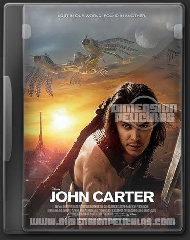 John Carter (DVDRip Español Latino) (2012)