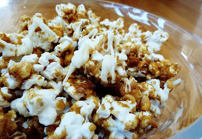 Cinnabon Caramel Corn