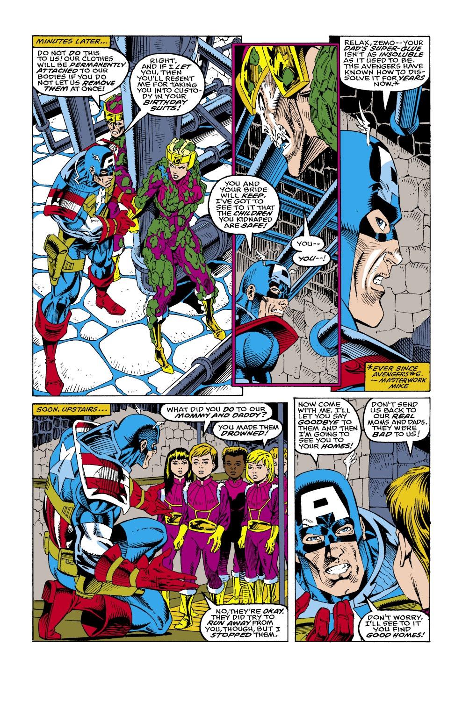 Captain America (1968) Issue #434 #384 - English 4