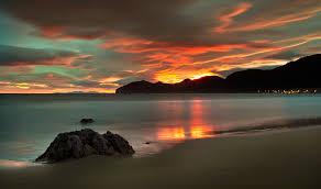 imagen al alba