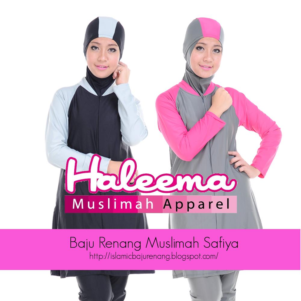 Baju Renang Safiya (BARU) Klik pada image