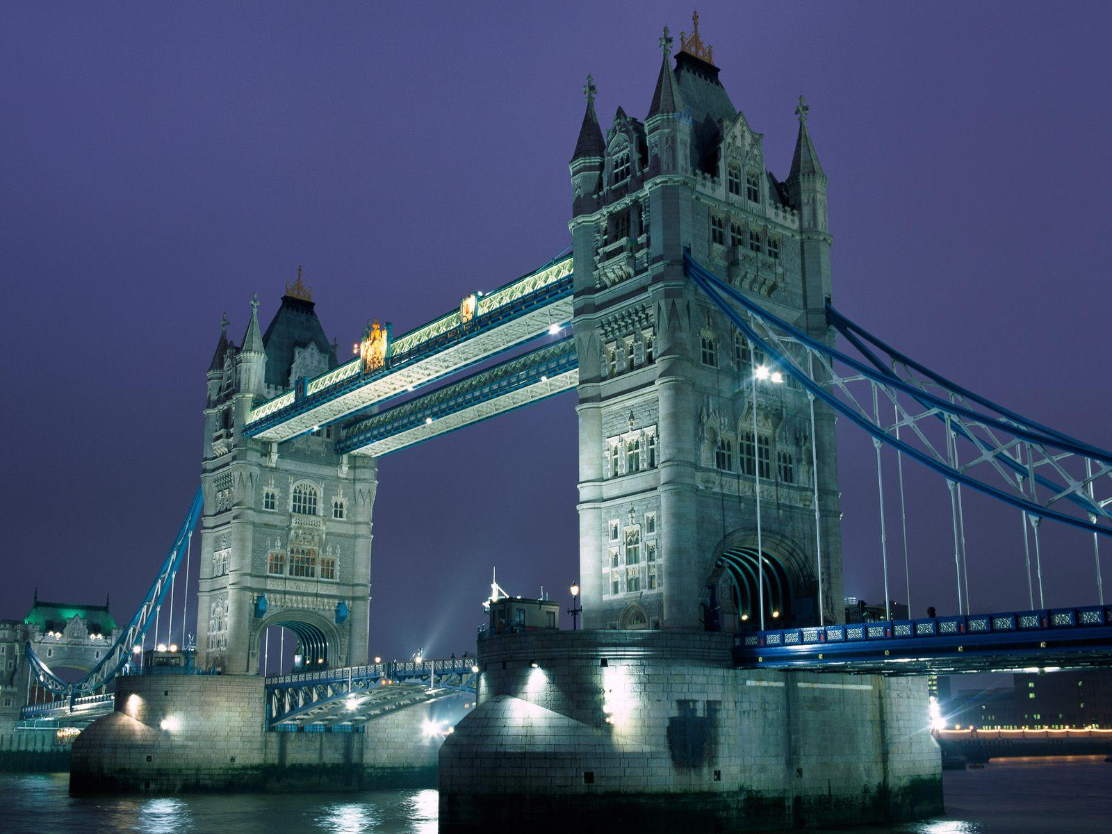 Tower bridge london icon suspension bridge river for Architecture londres