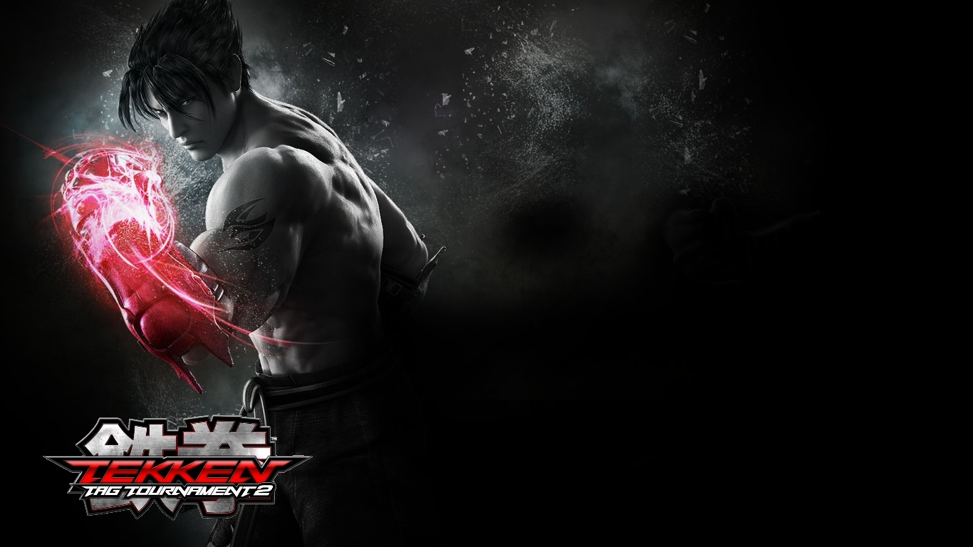 Games wallpapers jin kazama tekken blood vengeance wallpaper